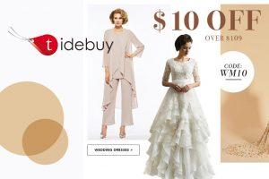 خرید از سایت Tidebuy | فروشگاه مد و پوشاک
