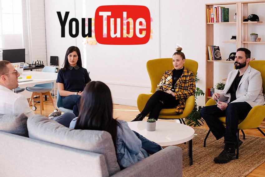 فعالیت در یوتیوب (youtube)
