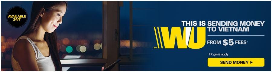 نحوه انتقال پول با وسترن یونیون (Western Union)