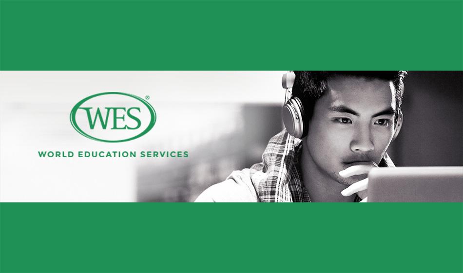 ارزیابی مدارک تحصیلی WES