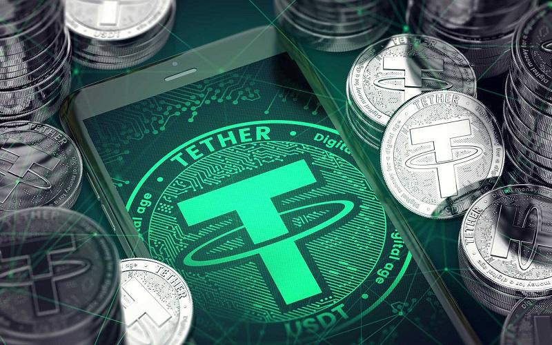 تتر Tether بهترین ارز دیجیتال برای حفظ دارایی