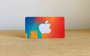 گیفت کارت اپل (Apple Store Gift Cards)