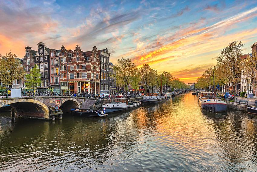 بهترین کشور ها برای کار در خارج هلند