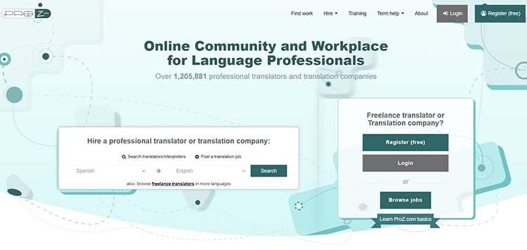 3 بهترین وب سایت های فریلنسری مترجمی