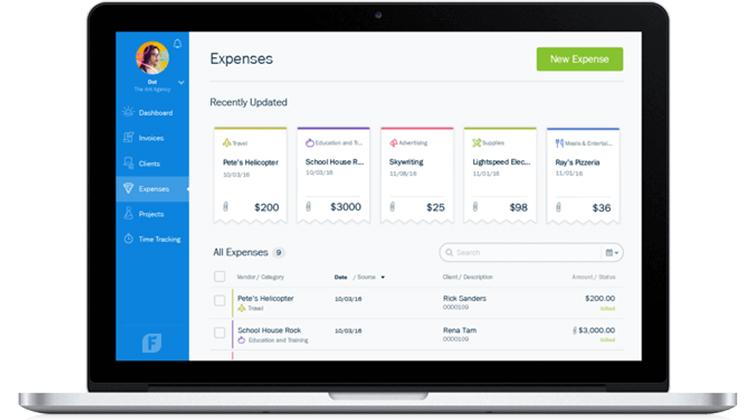 کسب درآمد ارزی از سایت Freshbooks برای رشتههای مالی و حسابداری 5