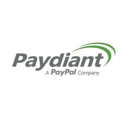 Paydiant زیر مجموعه پی پال