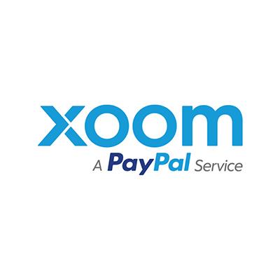 Xoom زیر مجموعه پی پال