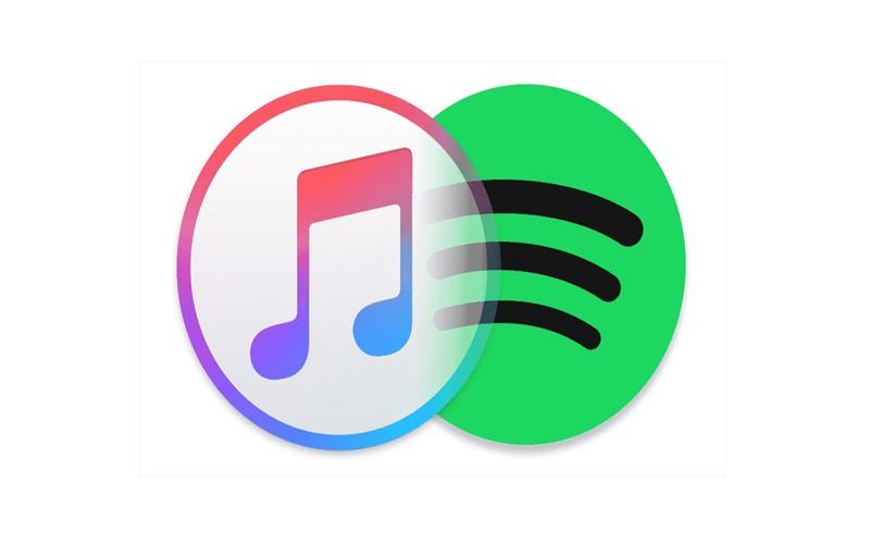 مقایسه اکانت اسپاتیفای با اکانت اپل موزیک