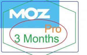 پرداخت هزینه ی خرید اکانت Moz Pro (موز پرو) با استفاده از اول پرداخت
