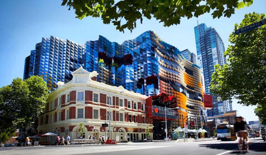 RMIT-University هترین دانشگاه های معماری استرالیا