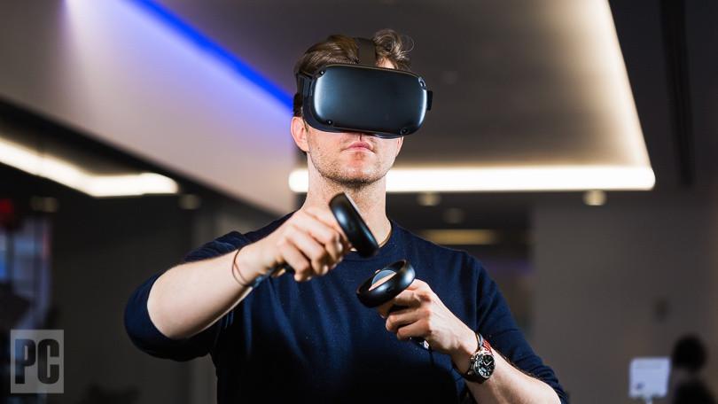 خرید عینک واقعیت مجازی ارزان