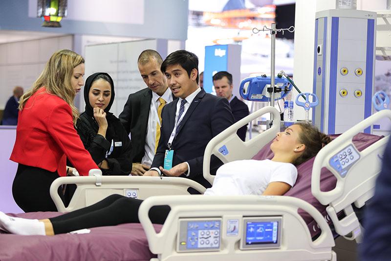 نمایشگاه سلامت دبی ۲۰۲۰
