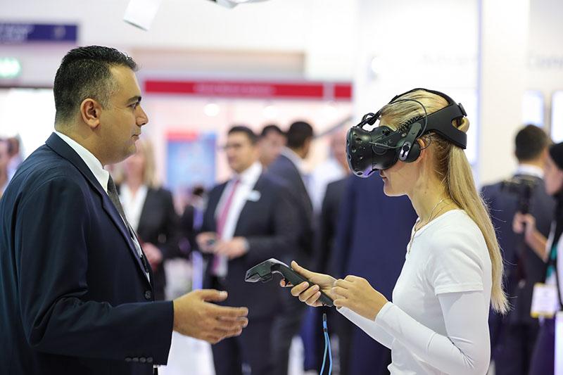 تکنواوژی نمایشگاه سلامت دبی