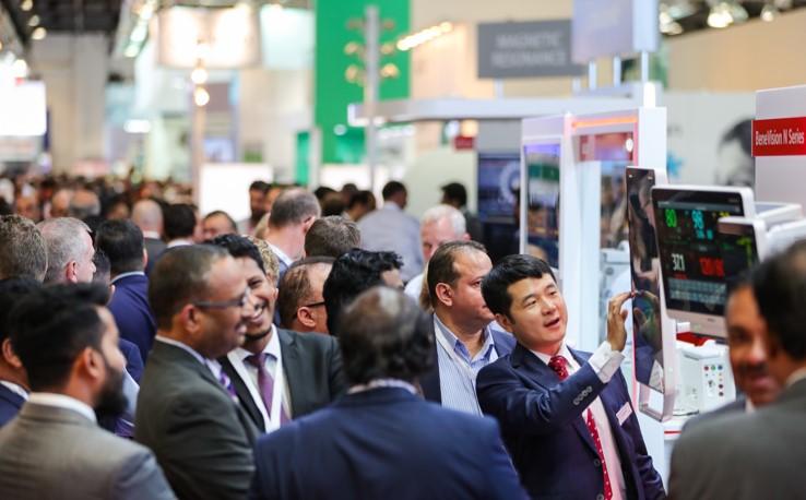 نمایشگاه سلامت دبی 2020