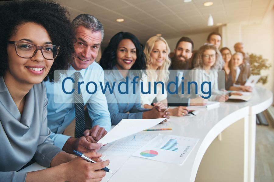 سرمایه گذاریجمعی Crowdfunding چیست