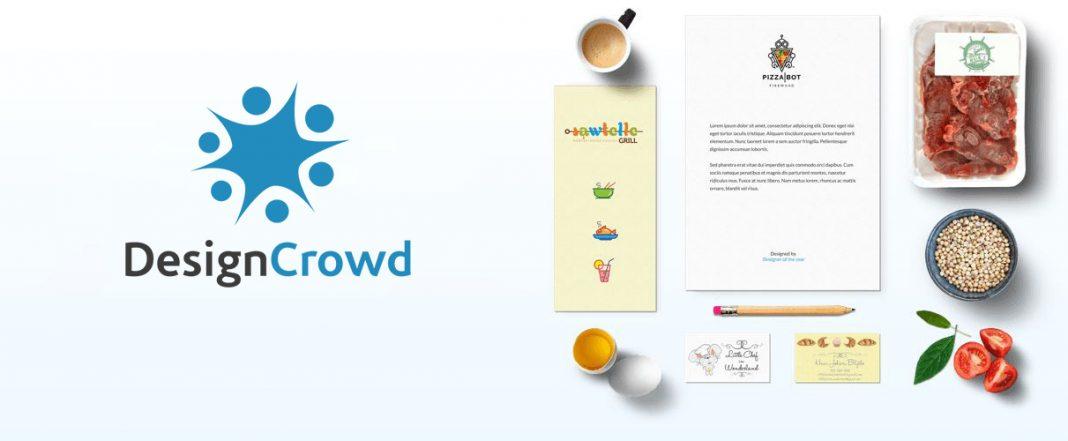ثبت نام در سایت DesignCrowd
