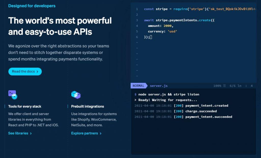 API استرایپ Stripe چیست