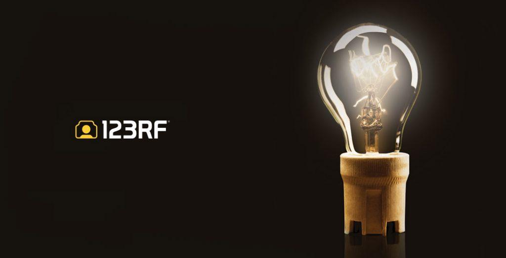 آموزش خرید عکس از سایت 123RF