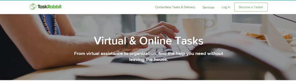 درآمد ارزی از سایت TaskRabbit آنلاین