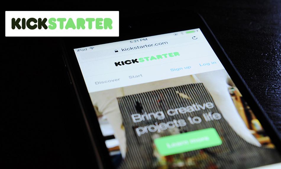سایت کیک استارتر Kickstarter چیست