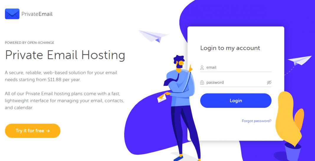 خرید ایمیل شرکتی دامین privateemail