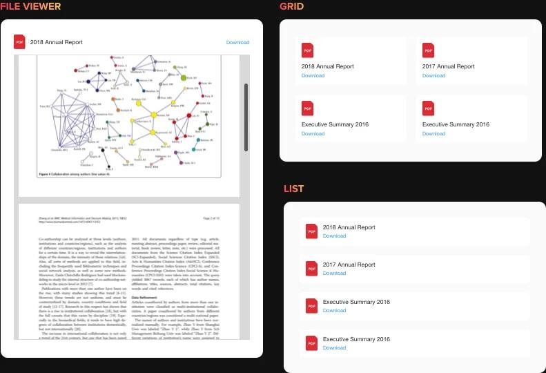 مزایای پلاگین PDF وردپرس