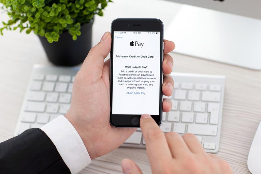 استفاده اپل پی Apple Pay چیست