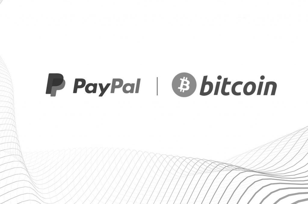 استفاده از ارزهای دیجیتال در حساب پی پال