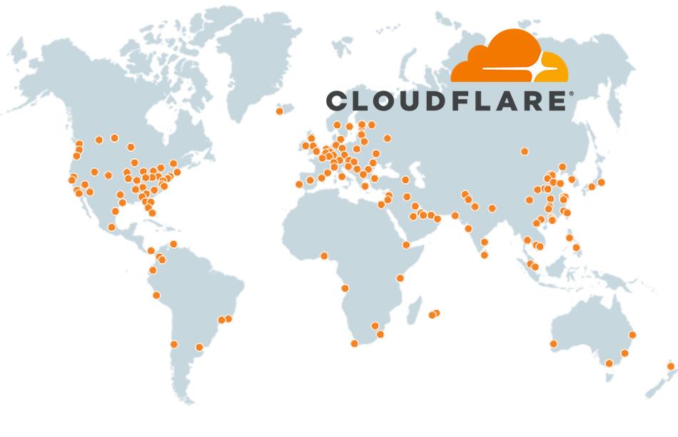 راهنمای استفاده از Cloudflare (کلودفر) پرداخت