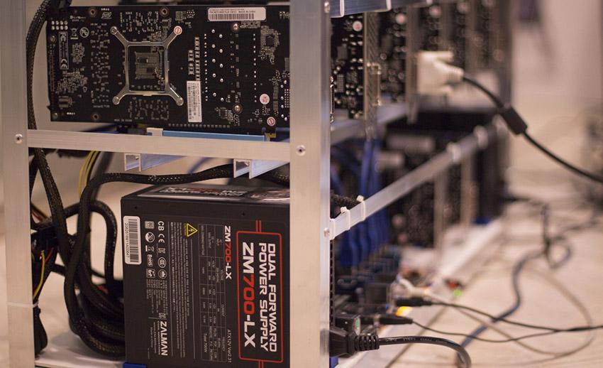 استخراج ارز دیجیتال چیست GPU