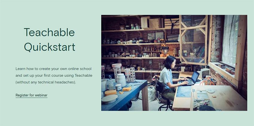 راهنمای کسب درامد ارزی از سایت Teachable معرفی