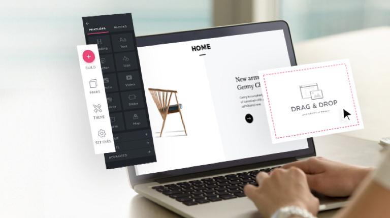 طراحی مجدد وب سایت تغییر دستی