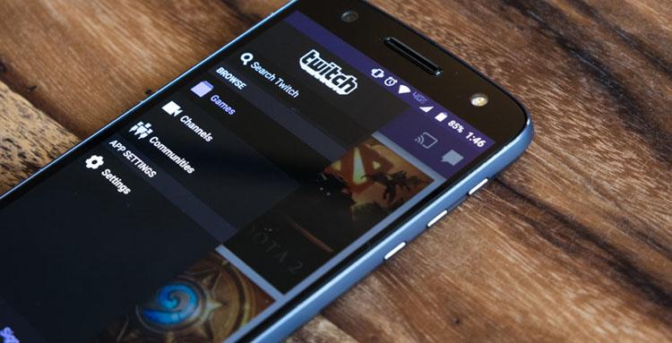 1 آموزش استریم Twitch با موبایل معرفی بهترین بازی های ریموت برای استریم