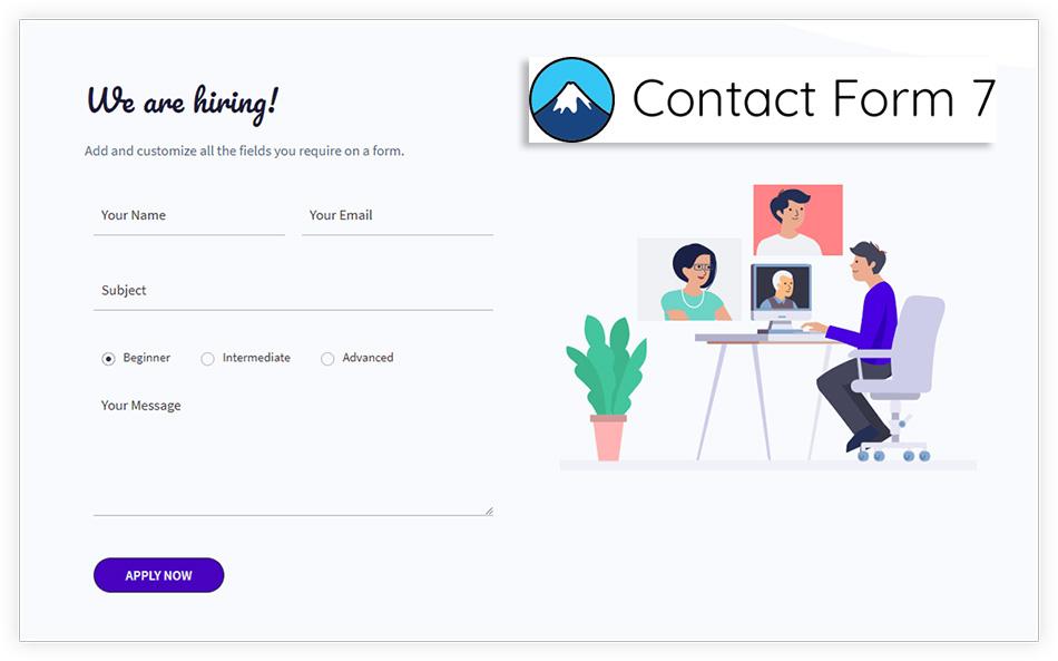 افزونه های Contact form 7 چیست