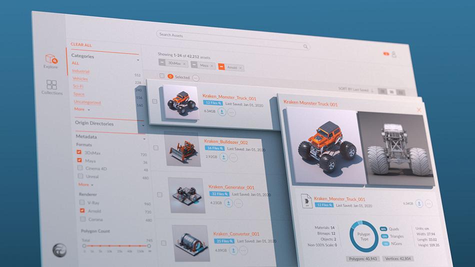 خرید مدل سه بعدی از TurboSquid