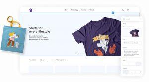 کسب درآمد ارزی از سایت Sellfy   ساخت فروشگاه آنلاین ارزی در 5 دقیقه
