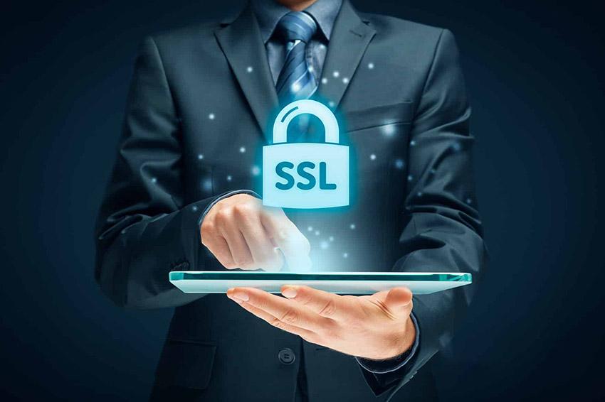 انواع SSL مزایای است