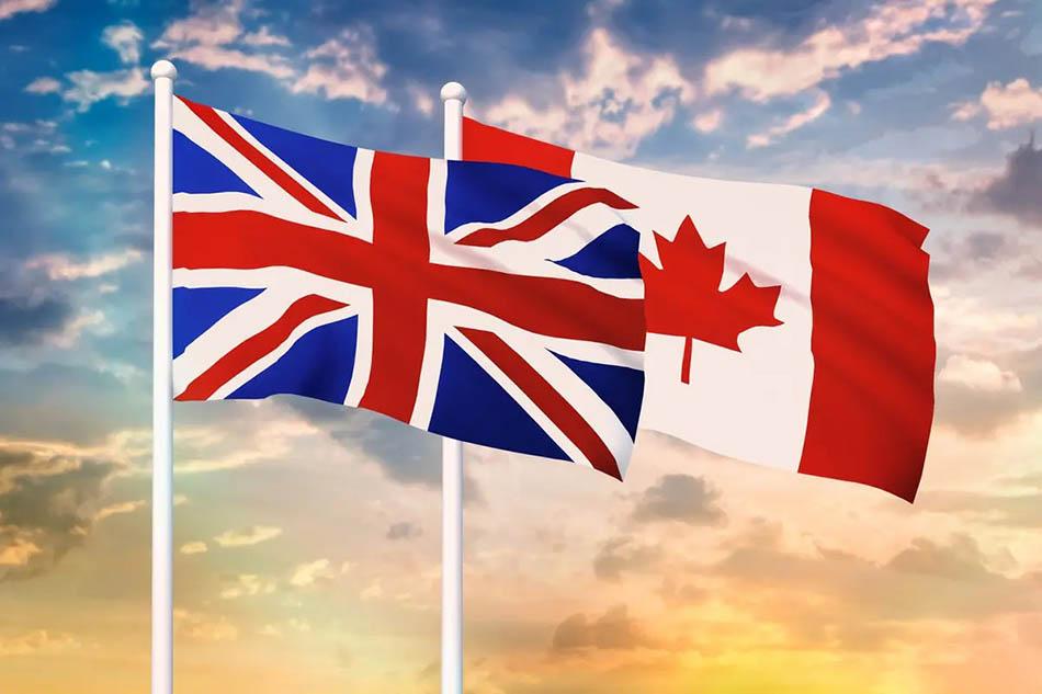 تفاوت سیستم امتیاز بندی مهاجرت کانادا و انگلستان
