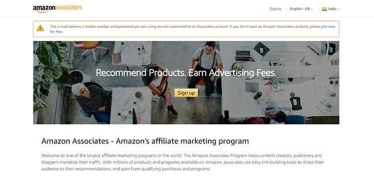 01 معرفی 6 برنامه برای بازاریابی در فروش (Affiliate Marketing) سال 2021