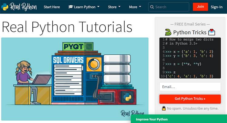 9 معرفی 13 وبلاگ و وب سایت برنامه نویسی برای بهبود مهارت های کد نویسی شما