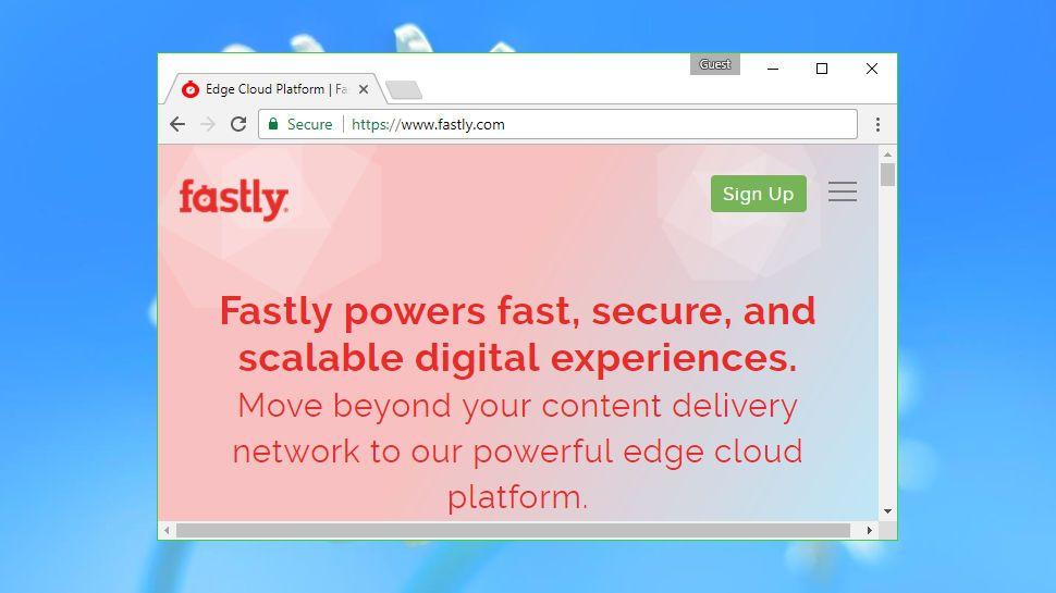 بهترین ارائه دهندگان CDN fastly