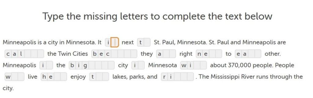 جایگزاری قبولی در آزمون Duolingo