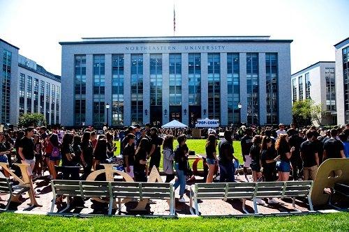 دانشگاه های بدون نیاز به GRE Northeastern