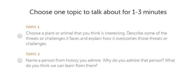 صحبت کامل قبولی در آزمون Duolingo