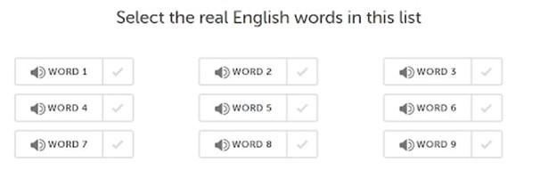 صوتی قبولی در آزمون Duolingo