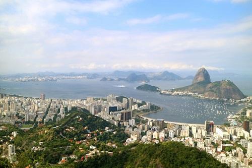 کشورها برای مهاجرت تحصیلی برزیل