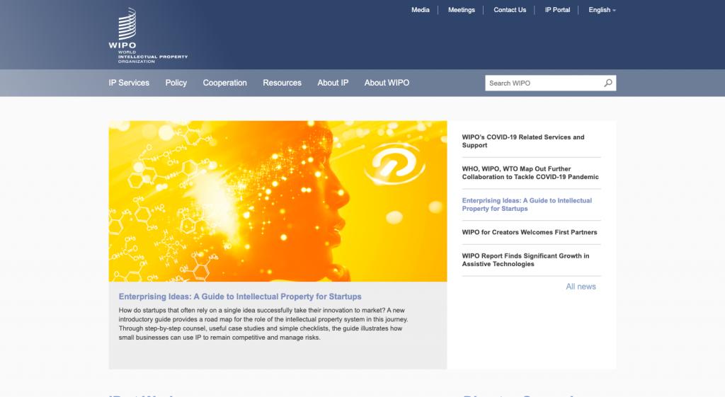 ثبت اختراع در WIPO PCT