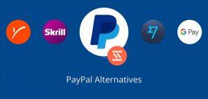آشنایی با بهترین جایگزین های پی پال (PayPal) با کارمزد کمتر