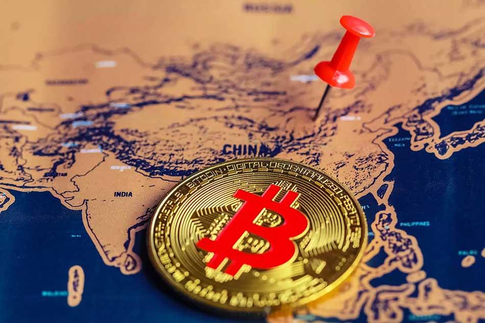 1 ممنوع شدن ارز دیجیتال در چین و احتمال ریزش دوباره ی بازار رمز ارز