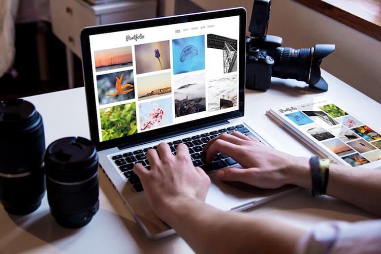 7 آموزش ساخت پورتفولیوی آنلاین و مواردی که باید به آن دقت کرد